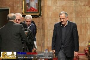 مسجدجامعی -جایزه تهران